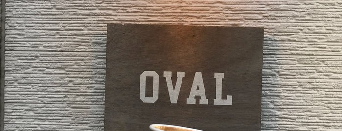 OVAL COFFEE STAND is one of To drink Japan.