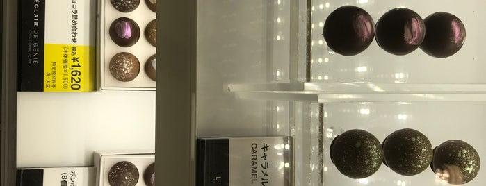 L'Éclair de génie is one of 日本.