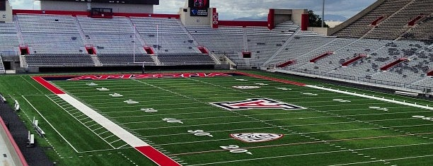 Arizona Stadium is one of Sporting Venues To Visit.....