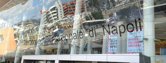 "Naples International Airport ""Ugo Niutta"" (NAP) is one of Dima airports."