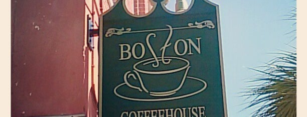 Boston Coffeehouse is one of Done it.