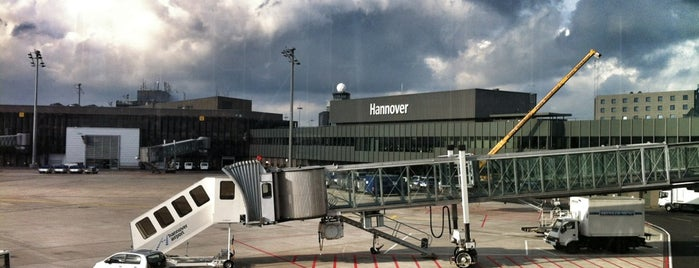 Hannover Airport (HAJ) is one of Hannover-List.