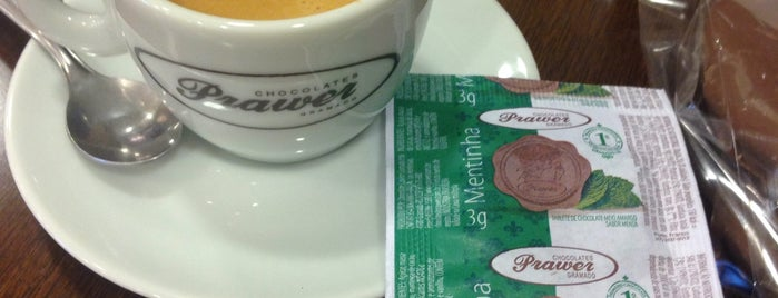 Chocolates Prawer de Gramado is one of Coffee & Tea.