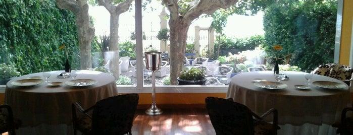 Restaurant Sant Pau is one of Restaurantes con Estrella Michelin en Catalunya.