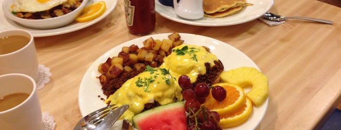 Yolk. is one of The 15 Best Family-Friendly Places in Indianapolis.