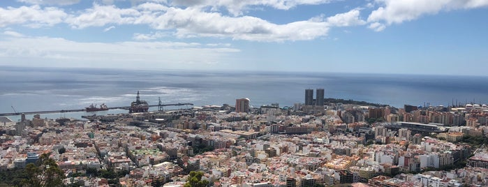 Mirador de Los Campitos is one of Turismo por Tenerife.