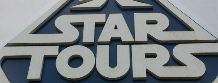 Star Tours – The Adventures Continue is one of Orlando's must visit!.