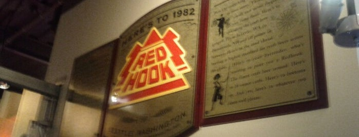 Redhook Brewery is one of WABL Passport.