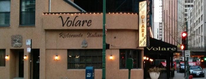 Volare Ristorante Italiano is one of chicago spots.