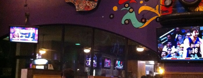Mellow Mushroom is one of BR eats.