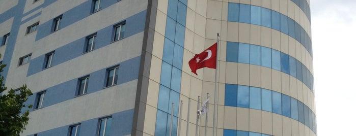 Özel Edremit Körfez Hastanesi is one of AYVALIK #1 🏊🏄.