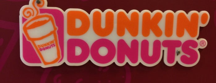 Dunkin Donuts is one of Guide to Providence's best spots.
