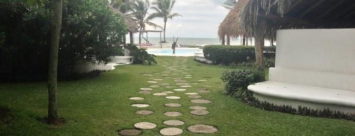 Hotel Azúcar is one of Veracruz.