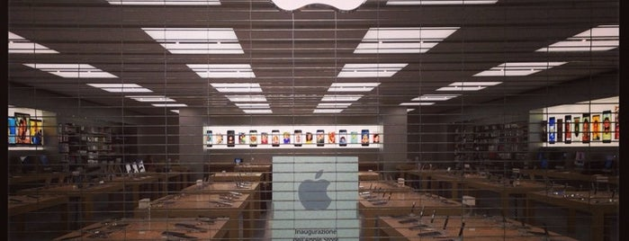 Apple Store is one of Eurotrip.
