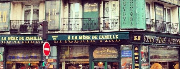 À la Mère de Famille is one of Paris, je mange.