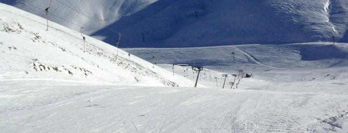 Χιονοδρομικό Κέντρο Βελουχίου is one of Skiing and Snowboarding in Greece.
