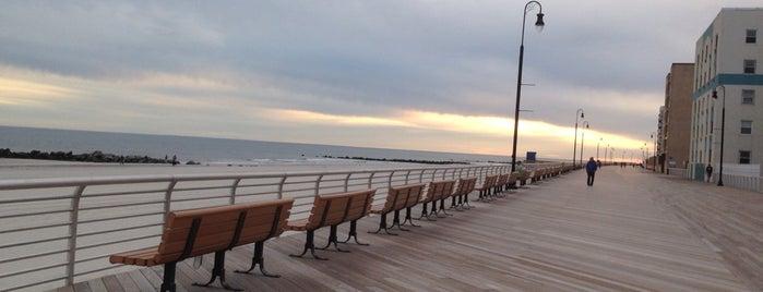 Long Beach Boardwalk is one of Explore Long Island.