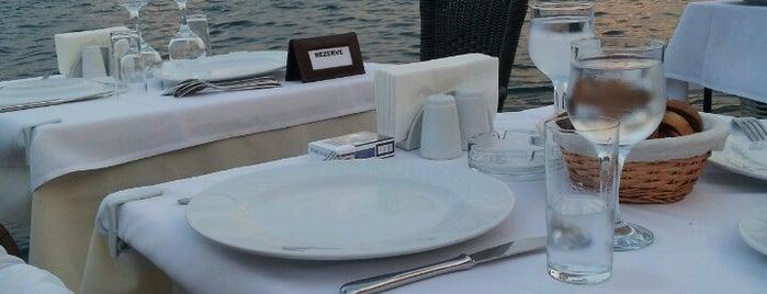 Yalı Balık is one of 20 favorite restaurants.