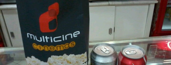 Multicine is one of urgentes.
