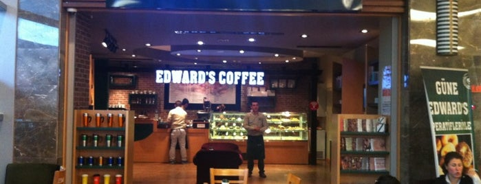 Edward's Coffee is one of Trabzon <3.