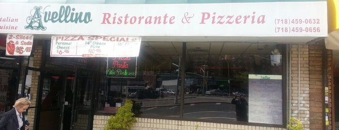 Avellino Ristorante & Pizzeria is one of Favorite Restaurant In NYC.