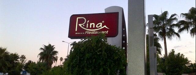 Rina Restaurant is one of Güney.