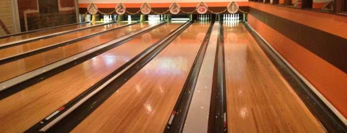 Dust Bowl Lanes is one of FREE Wifi in Tulsa.