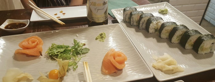 Takeme Sushi is one of Granada.