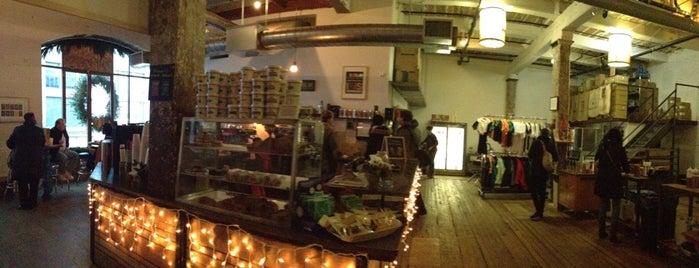 Brooklyn Roasting Company is one of NY Espresso.