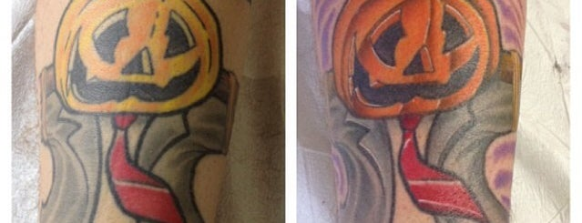 Tattoo Noir is one of Experience Bloomfield!.