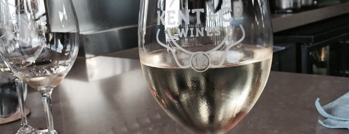 Kent & Co. Wines is one of The 15 Best Places That Are Good for