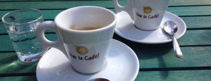 Vive le Café is one of Coffee & Tea.