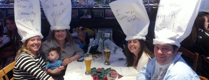 Dick's Last Resort is one of A foodie's paradise! ~ Indy.