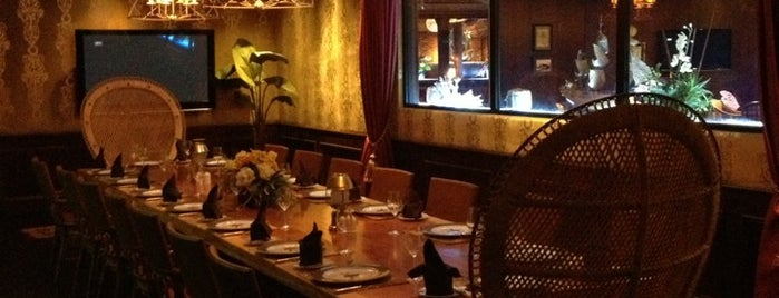 Trader Vic's is one of Restaurants in Riyadh.