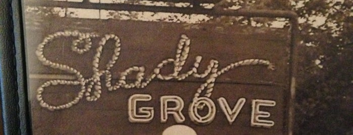 Shady Grove is one of Austin.
