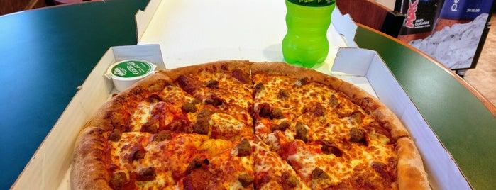 Papa John's Pizza is one of Tidbits Vancouver 2.