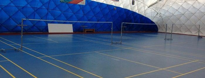 Sport Centrum Nové Butovice is one of Beach volejbal v Praze.