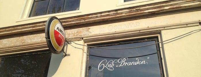 Café Brandon is one of Amsterdam.
