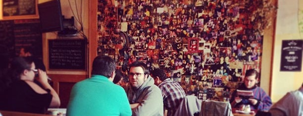Hopvine Pub is one of Draft Magazine Best Beer Bars.