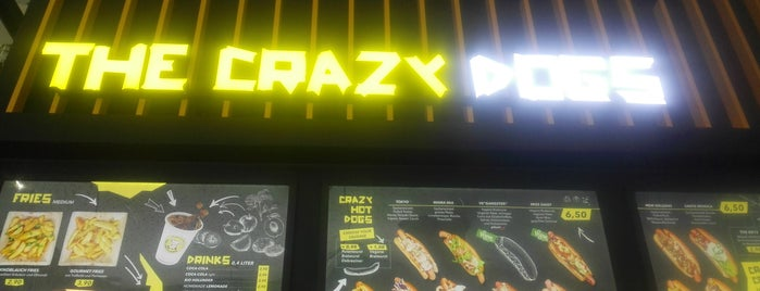 The Crazy Dog is one of Interessante Imbisse.