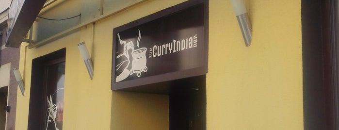 Curry Indianer is one of Exotische & Interessante Restaurants In Wien.