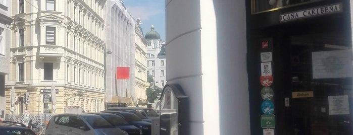 Casa Caribena is one of Exotische & Interessante Restaurants In Wien.