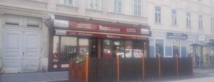 Seasons is one of Exotische & Interessante Restaurants In Wien.