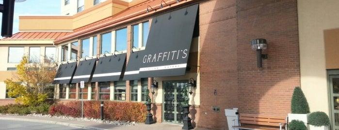 Graffiti's Italian Eatery & Saloon is one of Kanata.