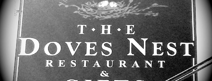 The Dove's Nest Restaurant is one of 2013 Best Stores.