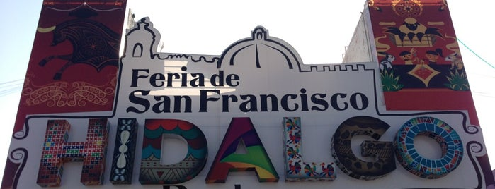 Instalaciones De La Feria Pachuca is one of Lugares para eventos.