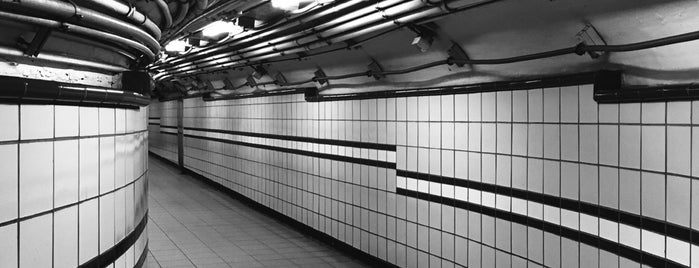 9th Street PATH Station is one of NYC - Photography.