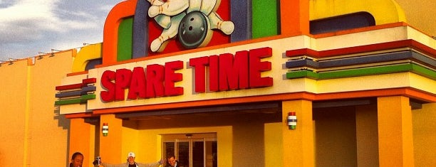 Spare Time Family Fun Center is one of Arcades and Fun Places.