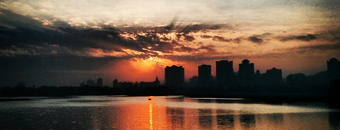 Powai Lake is one of The Next Big Thing.