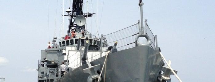 USS Laffey is one of Favorites.